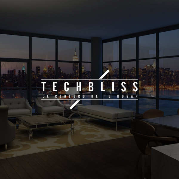 Diseño de logotipo para empresa de tecnología para el hogar